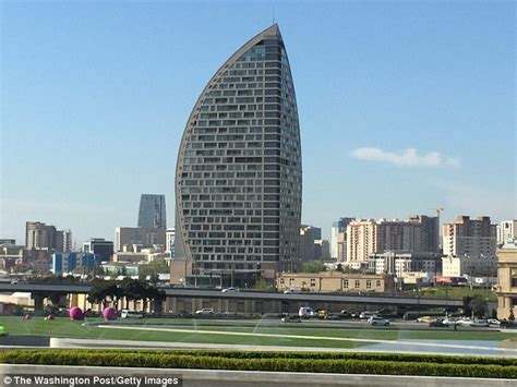 Trump Tower Apartments by Trump Tower Baku May Be President S Worst Deal Ever