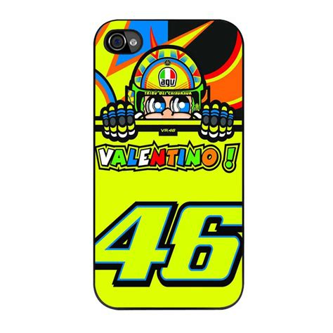 Valentino 46 Logo Ipod 4 Touch Ipod 5 Casing Cover valentino the doctor 46 logo iphone from iphone shop