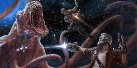 The Guardians 2 guardians of the galaxy 2 concept teases new