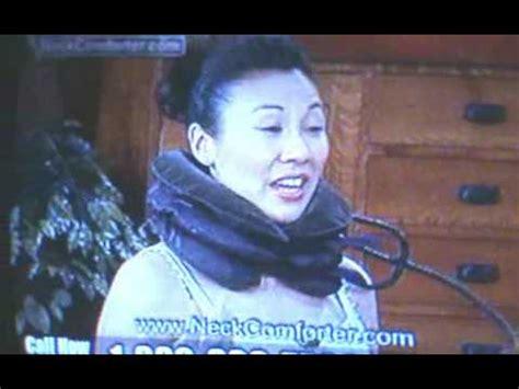 dr ho neck comforter marilyn smith dr ho s neck comforter youtube