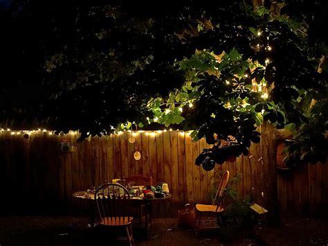 backyard night file backyard table at night jpg wikimedia commons