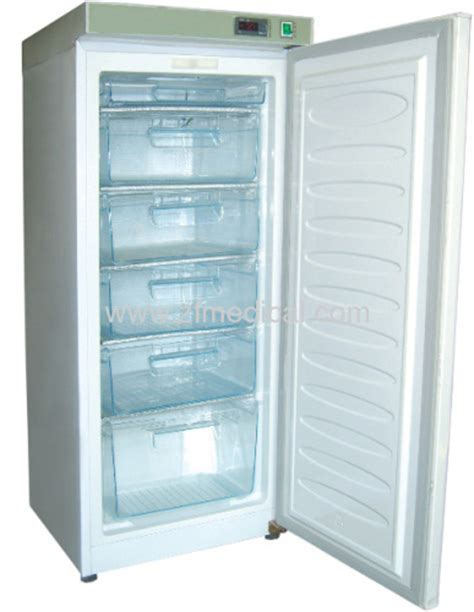 Freezer Sharp 120 Liter 25degree celsius upright freezer from china
