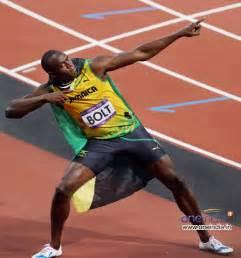 Jamaica usain bolt 100m title london olympics 2012 olympic