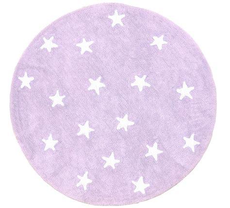 teppich flieder kinderteppich sterne lila haus deko ideen