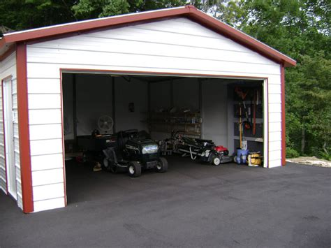 style garage a frame buildings