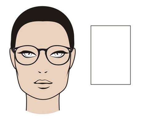 hairpins for rectangular shape face the mgam glasses guide myglassesandme eyewear blog