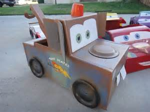 Lighting Mcqueen Car Box 30 Best Images About Cardboard Box Cars On