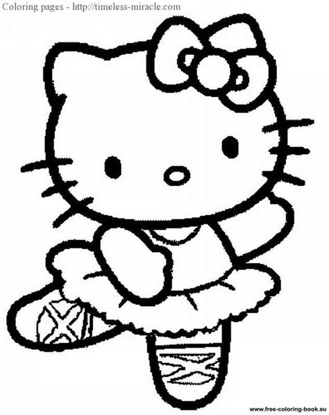 hello kitty baseball coloring pages coloring pages for girls hello kitty