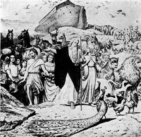 the myth of the twentieth century books the flood myth of deucalion and pyrrha