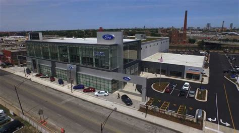 Ford Dealership Chicago by One Of The Largest Ford Dealerships In The Country Opens