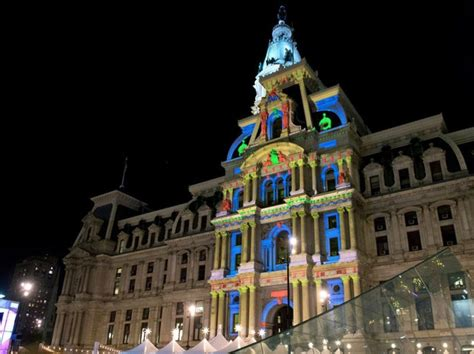 light philadelphia the top places to view lights in philadelphia for