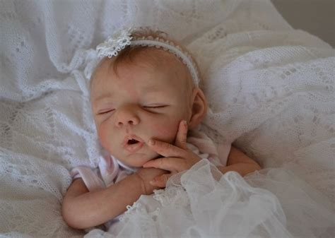 Prototype Silicone Baby Gigi Sleeping Girl Of Triplets | 1000 images about silicone babies on pinterest silicone