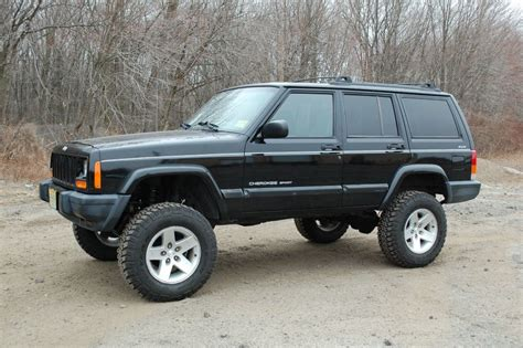 jeep xj lifted jeep cherokee lift kits 4 5 inch jeep xj lift kits