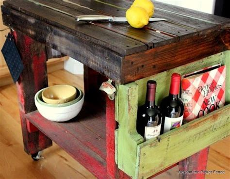 30 rustic diy kitchen island ideas amazing rustic kitchen island diy ideas 22 diy home