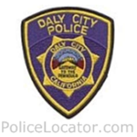 Daly City Arrest Records Daly City Department In Daly City California