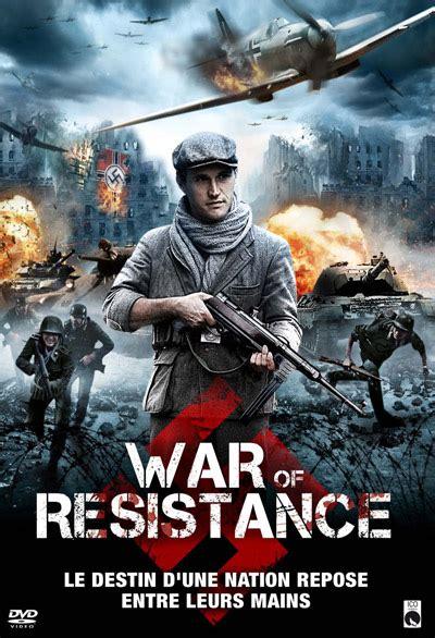 film action guerre dvd war of resistance film dvd war of resistance en location