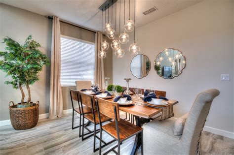 Transitional Interior Design Ideas by 15 Chic Transitional Dining Room Interior Designs Of Ideas