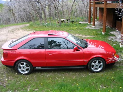 1990 Audi Coupe Quattro For Sale Clean And Lower Mile 1990 Audi Coupe Quattro For Sale