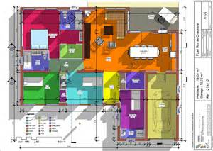 plan 12140 d maison contemporaine plain pied 1 suite 3
