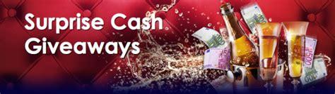 Daily Cash Giveaway - casino euro daily cash giveaway online slots guru