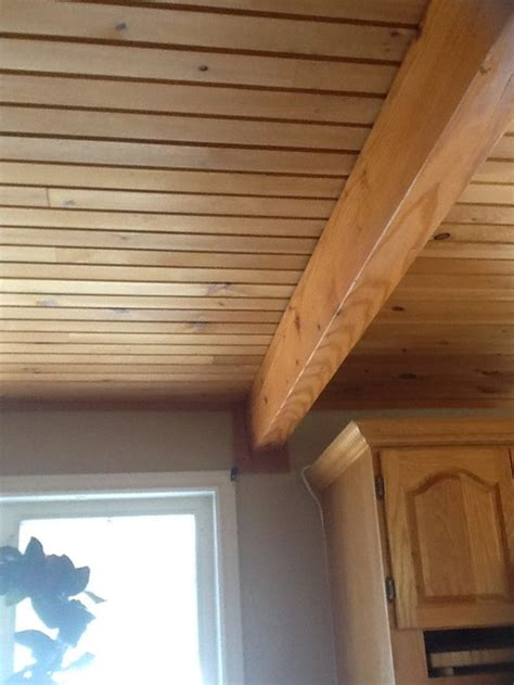 Pine Ceiling Designs by Need Tips On Painting Our Pine Ceiling