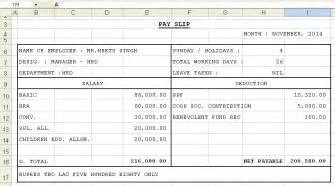 payslip template malaysia get salary slip format in excel microsoft excel templates