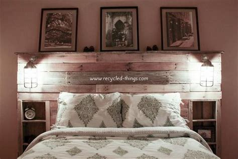 Headboard With Shelves Pallet Headboard With Shelves Www Pixshark Images Galleries With A Bite