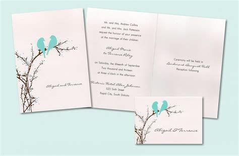 wedding invitations birds serene nature inspired wedding invitations with bird silhouette in white chocolate brown and
