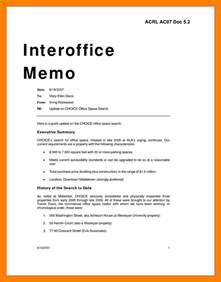 office memo template 5 sle office memo protect letters