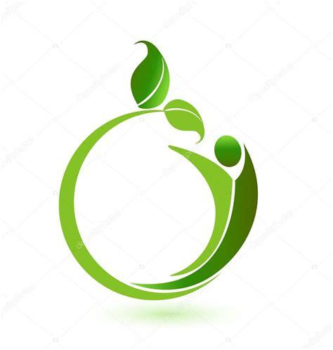 logo vector health nature logo vector stock vector 169 glopphy 53411049