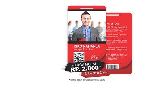 Member Card Termurah siapcetak pusat merchandise dan pabrik id card