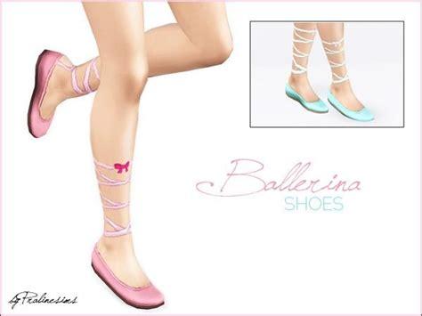 ballerinaer c 1 9 22 de 370 bedste billeder fra sims 3 downloads shoes p 229