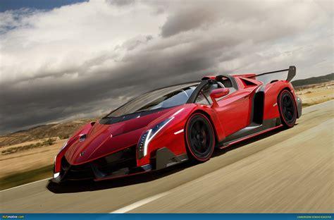 AUSmotive.com » Lamborghini Veneno Roadster revealed