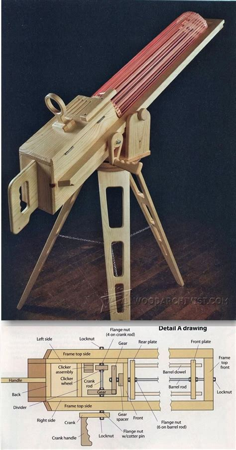 woodworking design 25 best ideas about rubber band gun on bolt rifle office warfare and