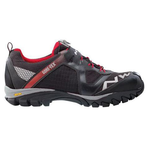 northwave mountain bike shoes northwave explorer gtx mountain cycling shoe black