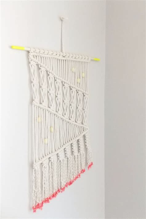 Macrame Wall Hanging Images - diy macrame wall hanging a pair a spare bloglovin