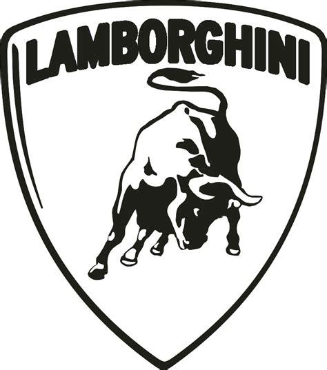 Image Gallery Lamborghini Logo Drawing