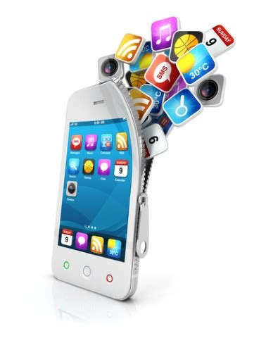 mobil app millennials social media smart facts on smartphones