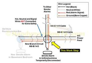 wiring a smoke alarm diagram get free image about wiring diagram