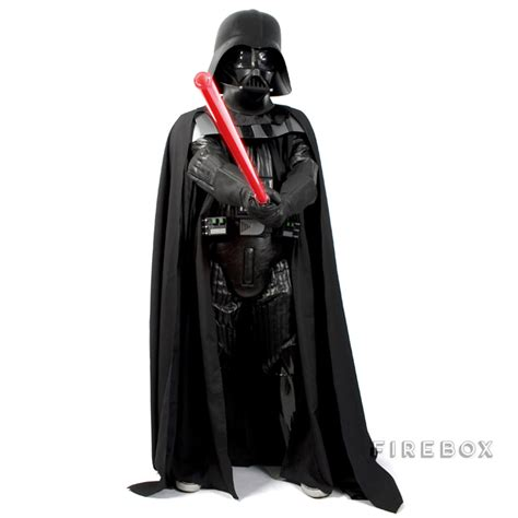 wars supreme costumes supreme edition darth vader costume firebox 174