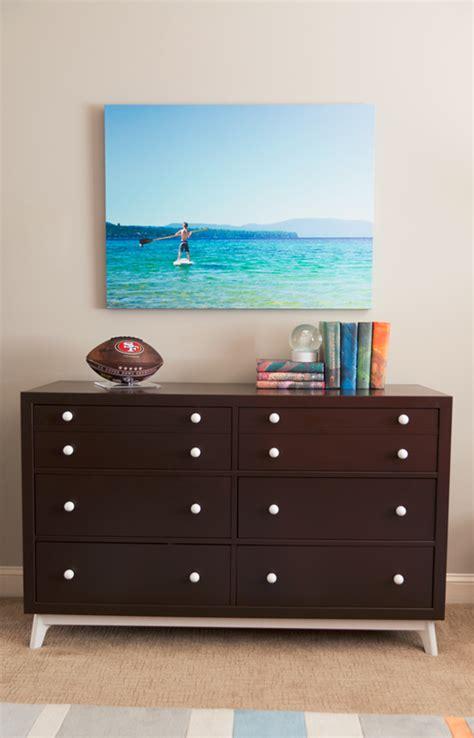 Boys Bedroom Dresser Design Reveal Blue And Orange Boys Bedroom Simplified Bee