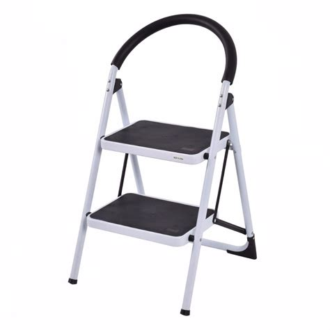 best lightweight folding stool giantex 2 step ladder folding stool portable heavy duty