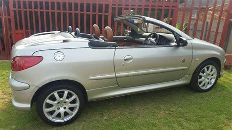 archive peugeot 206 convertible benoni co za