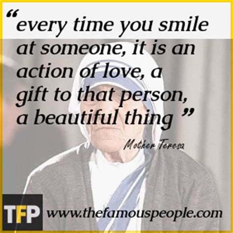 mother teresa early life biography quote0