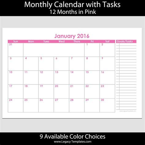 2017 12 month landscape calendar 5 5 x 8 5 legacy 2016 12 month landscape calendar with tasks 5 5 x 8 5