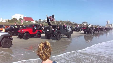jeep parade daytona jeep 2013 parade