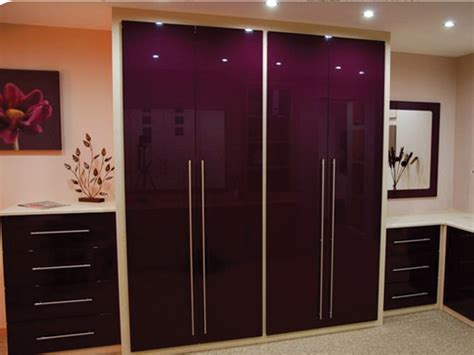 Purple High Gloss Bedroom Furniture Gorgeous High Gloss Bedroom Furniture Purple White Color Accents Purple