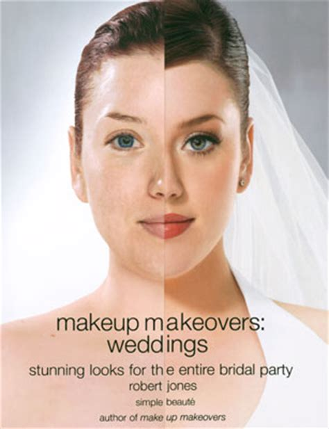 Makeover Makeup Academy makeup makeovers wedding robert jones academy