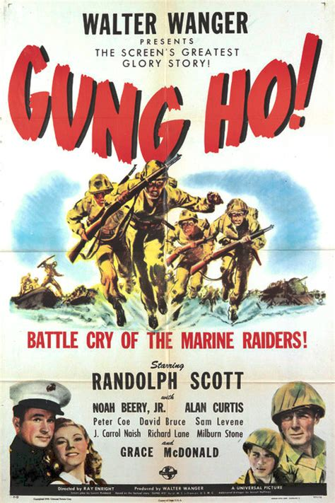 gung ho trailer movie moviefone