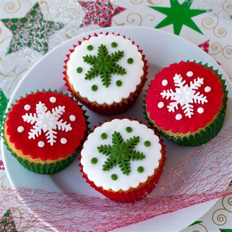 1000 images about christmas cupcakes on pinterest xmas
